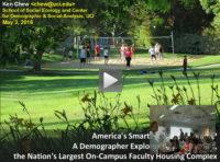 Video Presentation on the Demography of University Hills